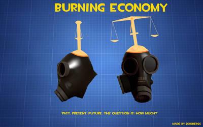 TF2 - Pyro - Burning Economy by ZoidbergsLV
