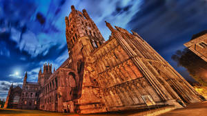 Ely Cathedral HDR by Creative--Dragon