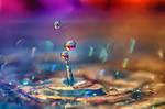 Glitter Drops HDR