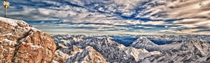Zugspitze Vista 01 HDR