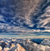 Zugspitze Vista 02 HDR by Creative--Dragon