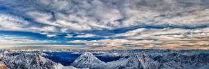 Zugspitze Vista 04 HDR by Creative--Dragon
