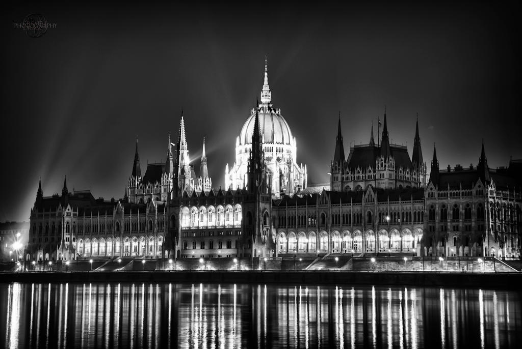 Budapest Parliament at Night 2