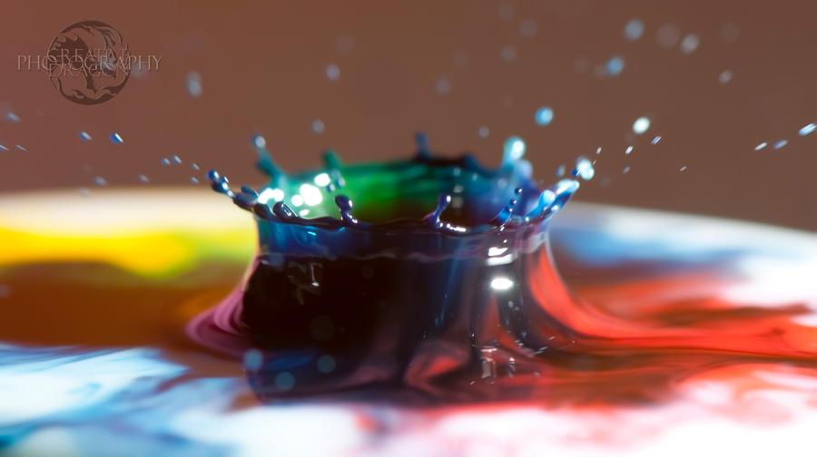 Colored Milk Drops 03 by Creative--Dragon on DeviantArt