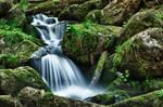 Triberg Waterfall HDR 02