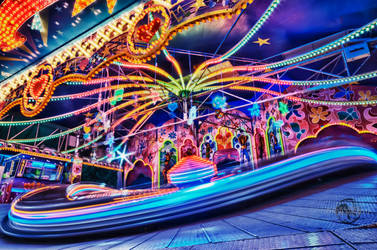 Fruhlingsfest Ride HDR by Creative--Dragon