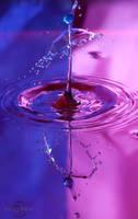 Triple Drop Splash by Creative--Dragon