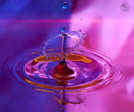 Triple Drop Splash 07