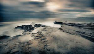 Sunset Cliff High Tide LE 2