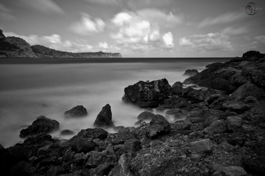 Secluded Cove Long Exposure 5 by Creative--Dragon