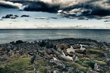 HDR Oceanscape
