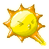 Pixel Art- Sunshine -3- Style by emeraldakina