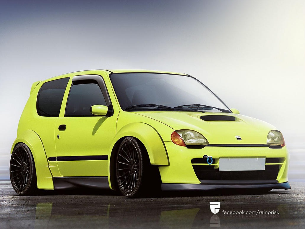 fiat seicento wallpaper - photo #33