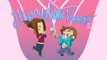 Happy Six-Year Annie-Versary!