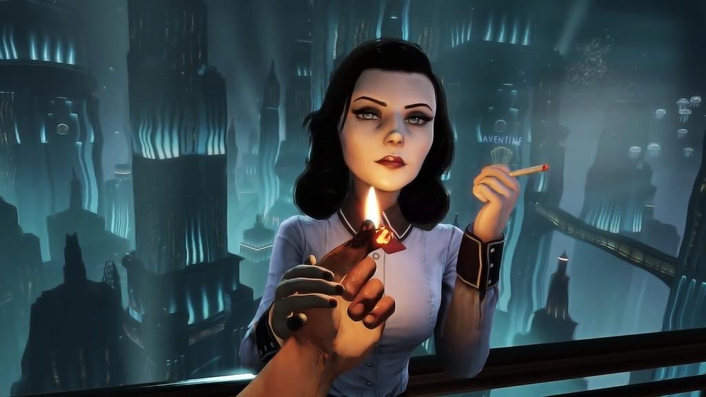 Elizabeth Bioshock Sexy