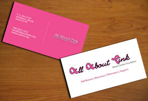 AAP Business Cards by scorpio1583