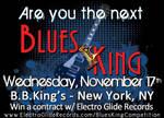 Blues King Web Ad