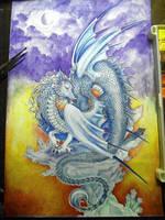 Kronos by Lilia-DeRosso