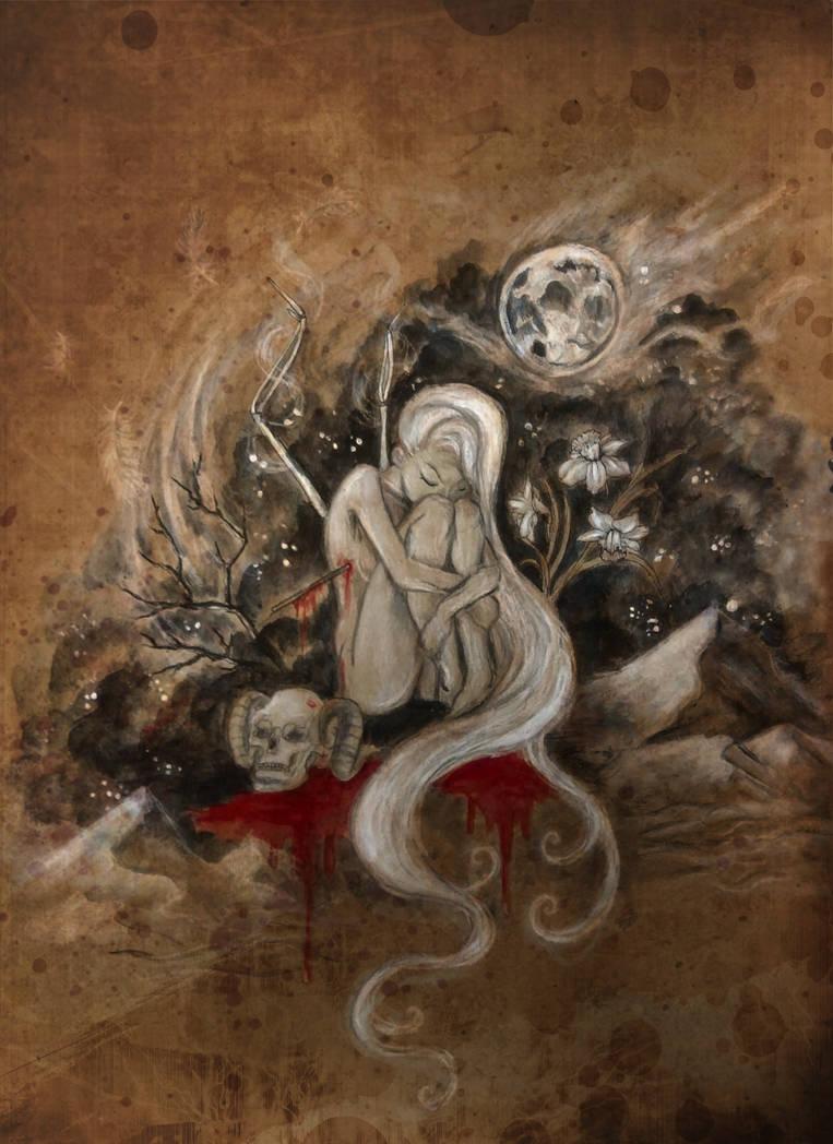 Wilted Soul by Lilia-DeRosso