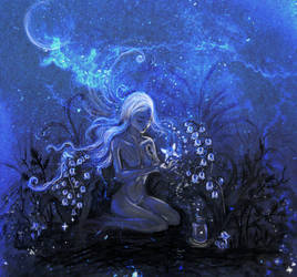 Fireflies by Lilia-DeRosso