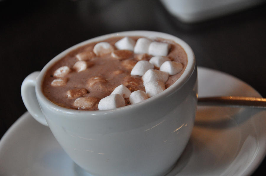 Marshmallow hot chocolate by G-Riluv on DeviantArt