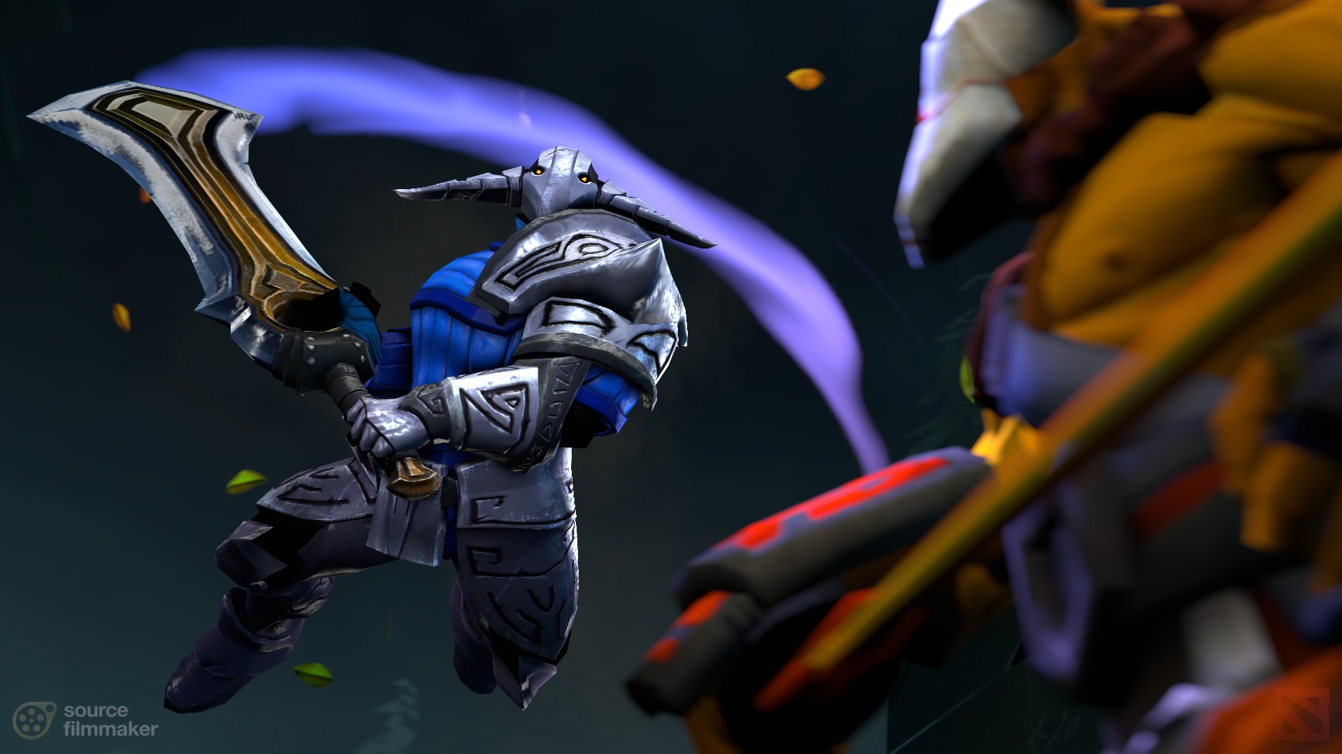 dota 2 sven vs juggernaut by atillalifeson on deviantart