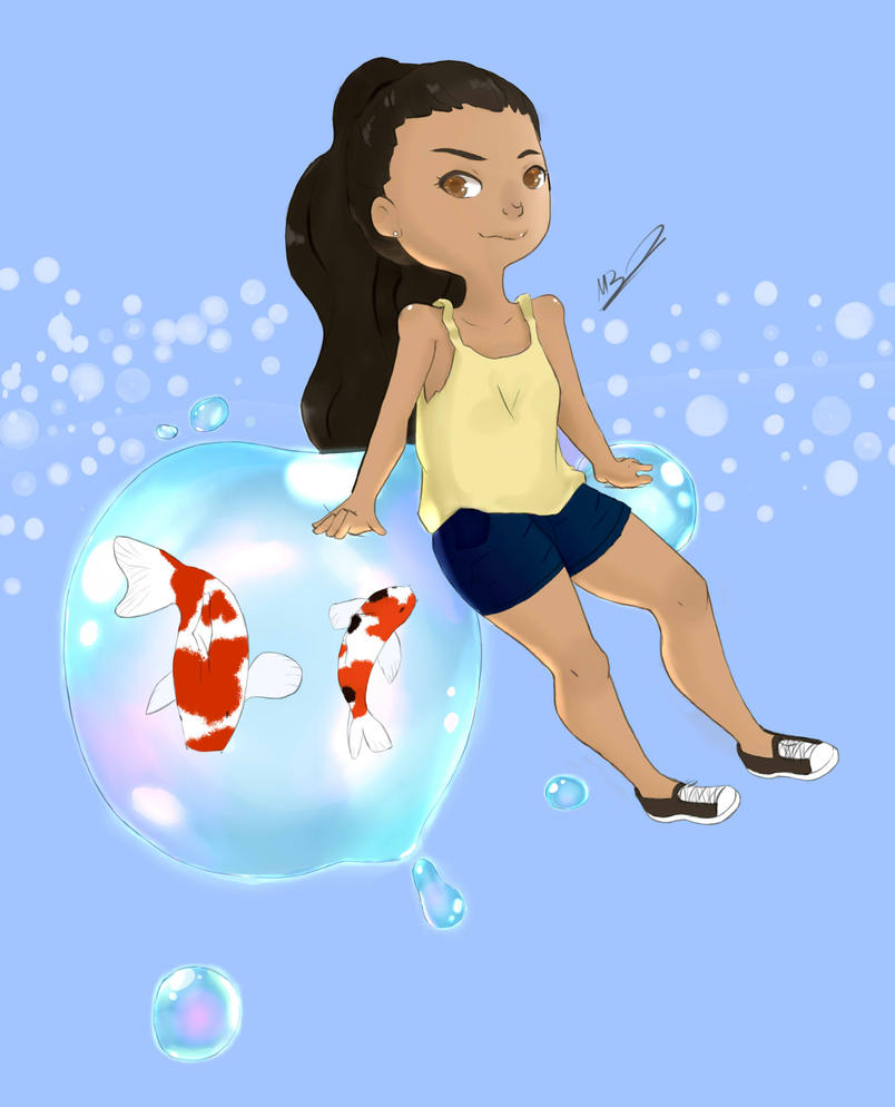 Laure Pisces by Matouxx