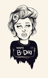 Marilyn B-Day