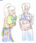 Valentine's Day Secret Exchange by sailorx161