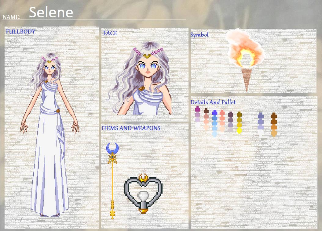 goddess 2 by sailorx161
