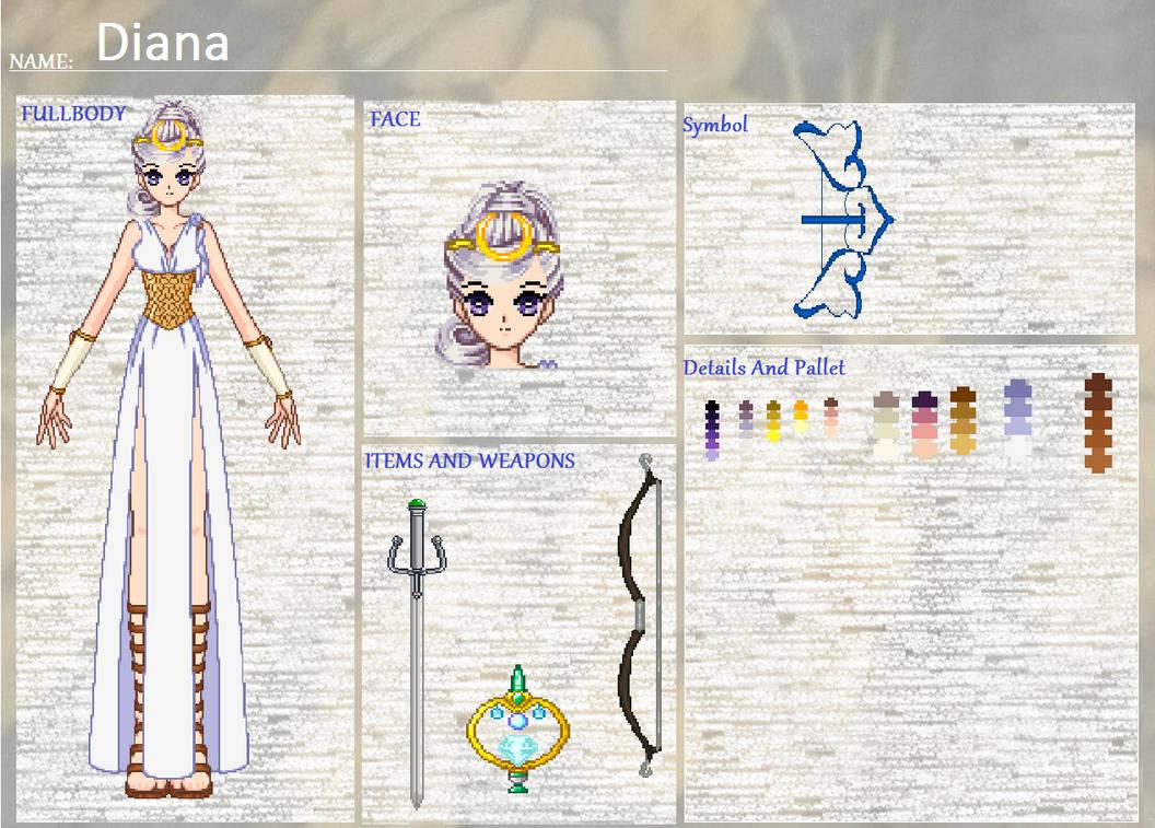Goddess 1 by sailorx161