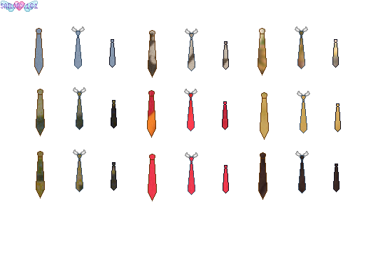 Neck Ties by sailorx161