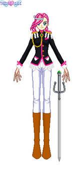 CA: duelist  Hereward