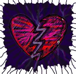 Broken Heart Raw by SearchKing