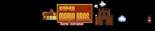 SNES Styled NES Super Mario Bros Sprites by Guscraft808Beta2