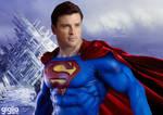Tom Welling Superman Fan Art