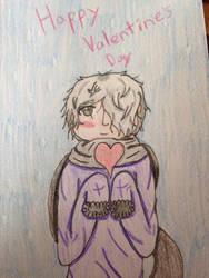 A Valentine from Nikolay