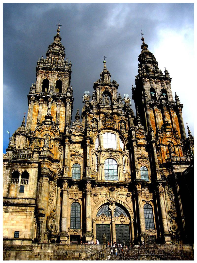 Santiago de Compostela by cherubinblack on DeviantArt