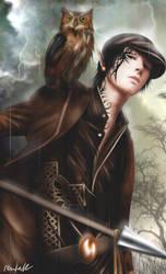 Soul Vanguard by ren12