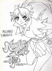 Michiko by mpuzzle