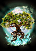 World Tree - For Nobilis
