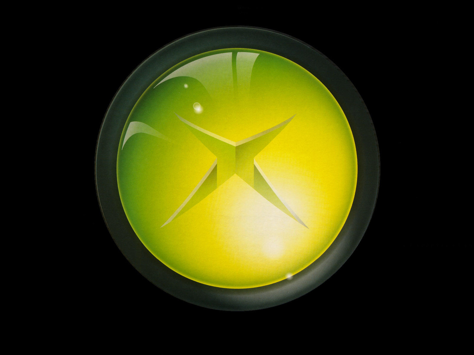 Original Xbox Logo XBOX Jewel Wallpaper by