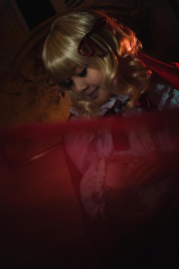 Pandora Hearts - Sister...sister by NamiMisaki