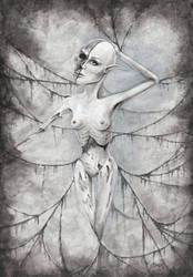 Broken Girl by SarembaArt