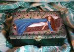 Sleeping Beauty Box by Sidhe-Etain