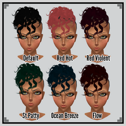 (Hairstyles) Wendy