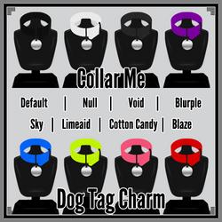 Collar Me - Dog tag Edition