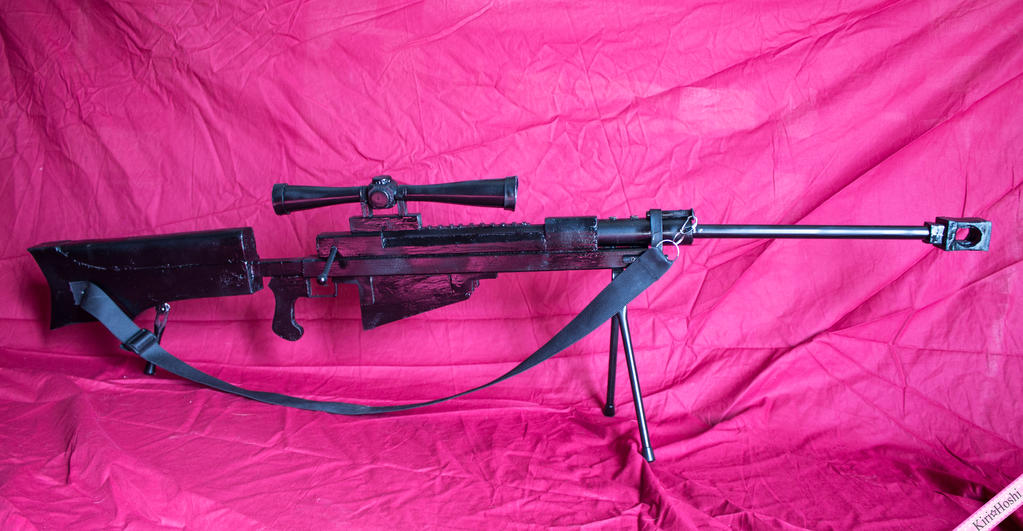 Sinon S Sniper Rifle Craft