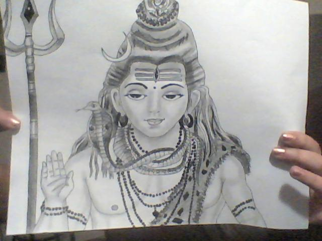 Lord shiva by raghukul