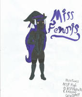 FenrisCo Founder and Teacher: Miss Fenris!